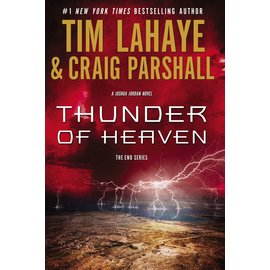 End Series #2: Thunder of Heaven (Tim LaHaye, Craig Parshall), Paperback