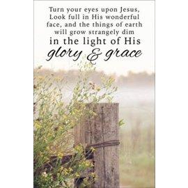 Bulletins: Turn Your Eyes Upon Jesus