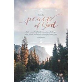 Bulletins: Peace of God