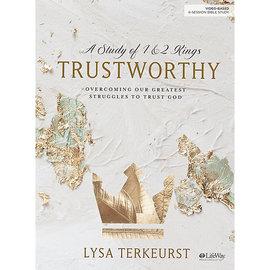 Trustworthy, Bible Study (Lysa Terkeurst), Paperback