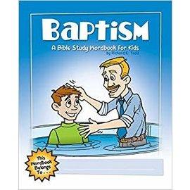 Baptism: A Bible Study Workbook for Kids