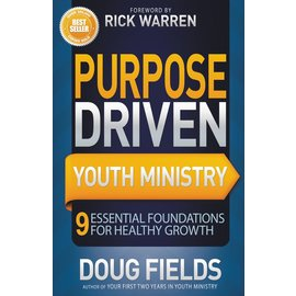Purpose Driven Youth Ministry (Doug Fields), Paperback