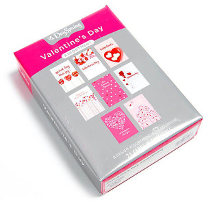 Boxed Cards - Valentine, Assortment (Adult) (Box Of 24)