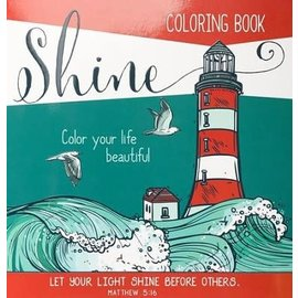 Coloring Book - Shine