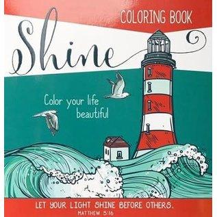 Coloring Book - Shine