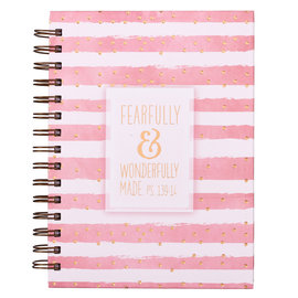 Journal - Fearfully and Wonderfully Made, Wirebound