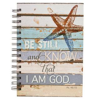 Journal - Be Still, Starfish, Wirebound