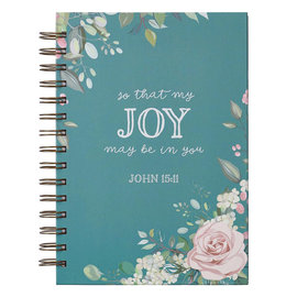 Journal - Joy be in you