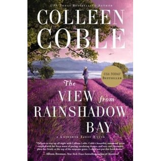 Lavender Tides #1: The View from Rainshadow Bay (Colleen Coble), Paperback