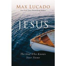 Jesus (Max Lucado), Hardcover