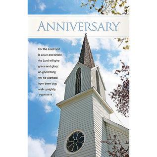 Bulletin - Anniversary
