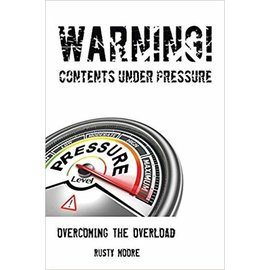 Warning! Contents Under Pressure (Rusty Moore), Paperback