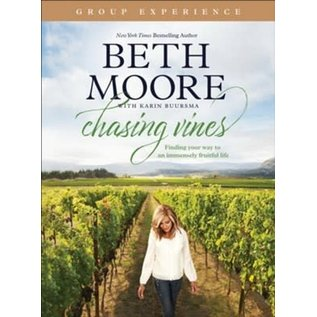 Chasing Vines, Group Experience (Beth Moore), Paperback