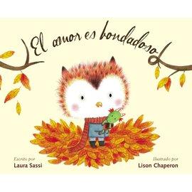 El Amor es Bondadoso (Laura Sassi), Hardcover