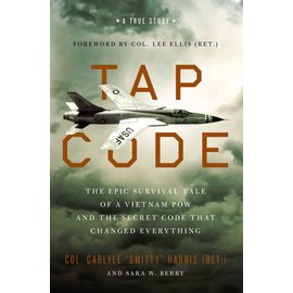 "Tap Code (Col. Carlyle ""Smitty"" Harris), Hardcover"