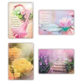 Boxed Cards - Thinking of You, Flowers