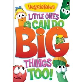 DVD - Veggie Tales: Little Ones Can Do Big Things Too