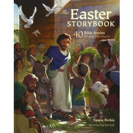 The Easter Storybook (Laura Richie), Hardcover