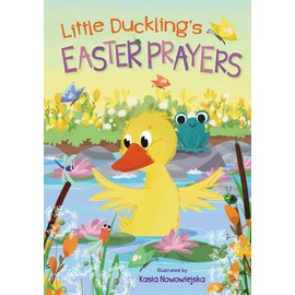 Little Duckling's Easter Prayers, Board Book