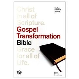 ESV Gospel Transformation Bible, Mahogany Ornament TruTone