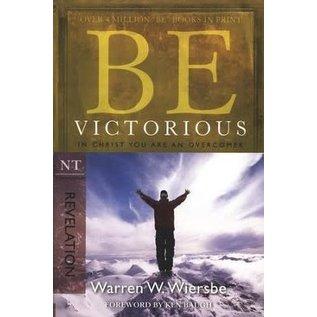 BE Victorious: Revelation (Warren Wiersbe), Paperback
