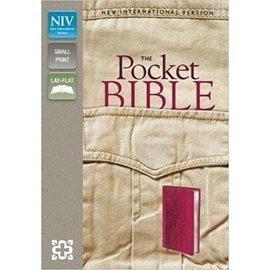 NIV Pocket Bible, Pink