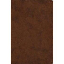 ESV Pastor's Bible, Brown TruTone