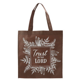 Tote - Trust in the Lord, Brown
