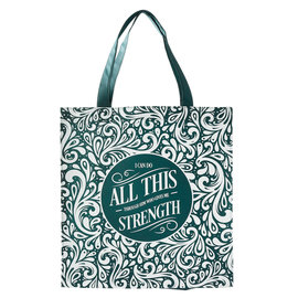 Tote Bag - All This, Green