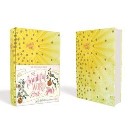NIV Beautiful Word Bible for Girls, Hardcover, Sunburst