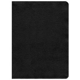 NASB Ryrie Study Bible, Black Genuine Leather
