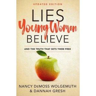 Lies Young Women Believe (Nancy DeMoss Wolgemuth, Dannah Gresh), Paperback