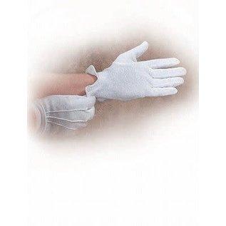 Gloves, White Large