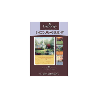 Boxed Cards - Encouragement, Thomas Kindkade