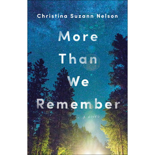 More Than We Remember (Christina Suzann Nelson), Paperback