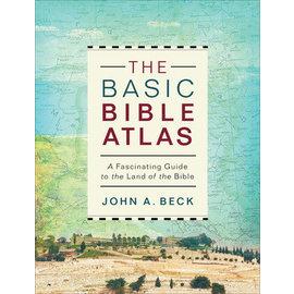 The Basic Bible Atlas (John A. Beck), Paperback