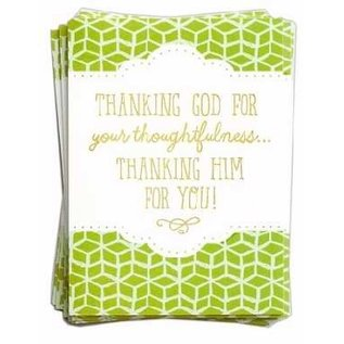 Note Cards - Thanking God For You
