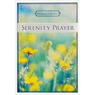 Words of Hope - Serenity Prayer