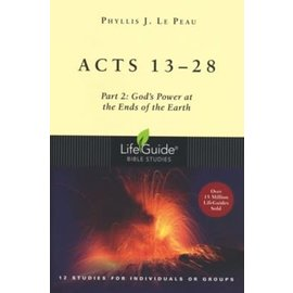LifeGuide Bible Study: Acts 13-28