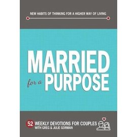 Married for a Purpose (Greg Gorman, Julie Gorman), Hardcover