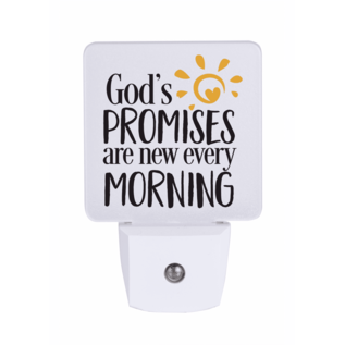 Night Light - God's Promises are New Every Morning
