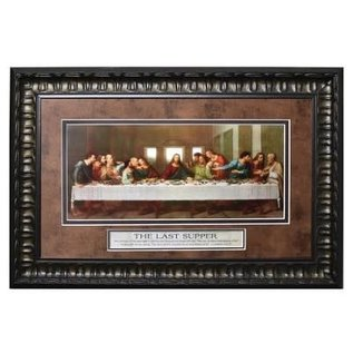Wall Art - Last Supper (12 x 18)