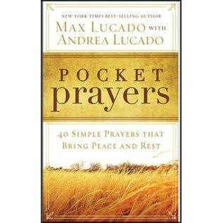 Pocket Prayers (Max Lucado, Andrea Lucado)