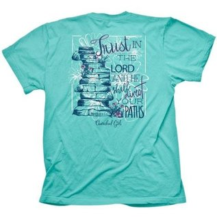 T-shirt - CG Proverbs 3