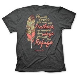 T-shirt - CG Cherished Feathers