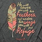 T-shirt - CG Cherished Feathers