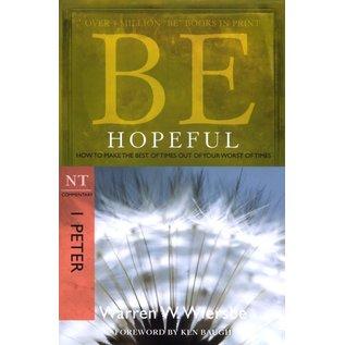 BE Hopeful: 1 Peter (Warren Wiersbe)