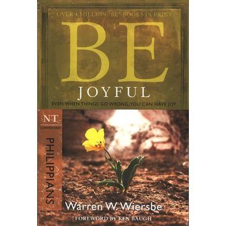 BE Joyful: Philippians (Warren Wiersbe)