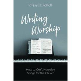 Writing Worship (Krissy Nordhoff), Paperback