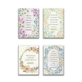 Boxed Cards - Sympathy, Botanical Frames